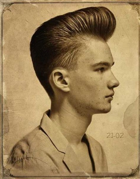 rockabilly hairstyles for boys 15 rockabilly hair men mens hairstyles 2017