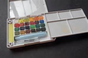 review sakura koi watercolor field sketch set parka blogs