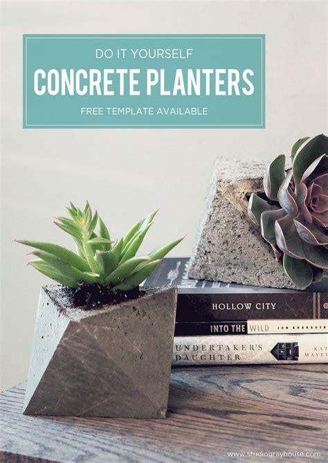 1000 ideas about concrete molds on diy