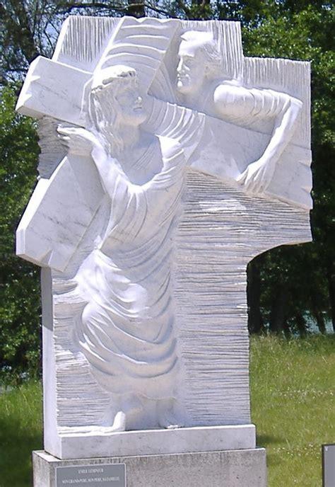 aiuto gesu a portare la croce via crucis ammalati 2008