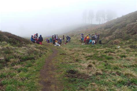 Petualangan Di Gunung Bencana sepotong kisah petualangan di gunung prau situs budaya