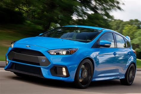 how much is a 2014 mustang gt 2016 ford focus rs costs nearly as much as a ford mustang