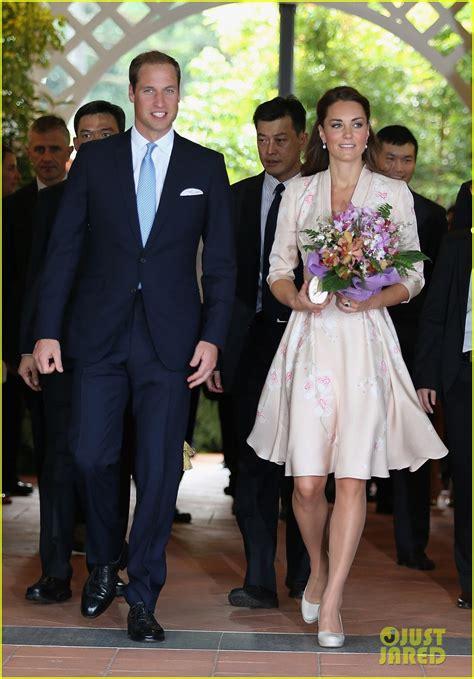 princess kate prince william and kate middleton image full sized photo of prince william duchess kate singapore