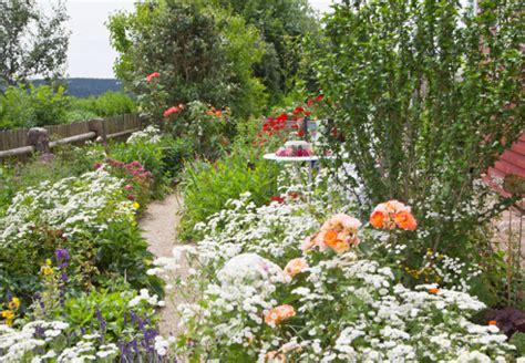 Garten Schön Anlegen by Idee Bauerngarten Zaun
