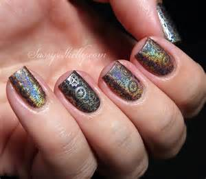 steunk colors steunk nail nail ideas