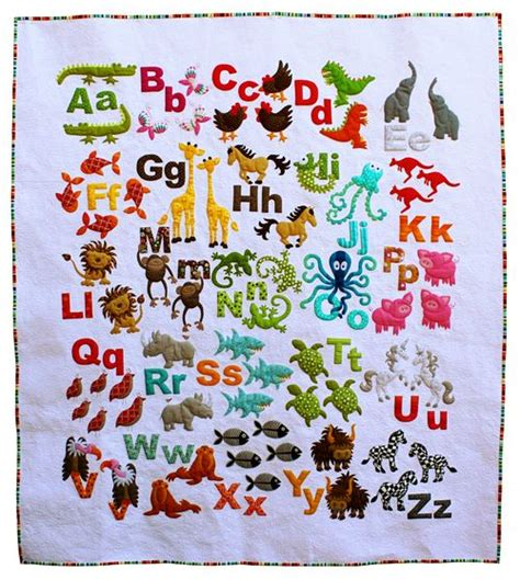 cute alphabet pattern quilt inspiration cute quilts for kids don t look now