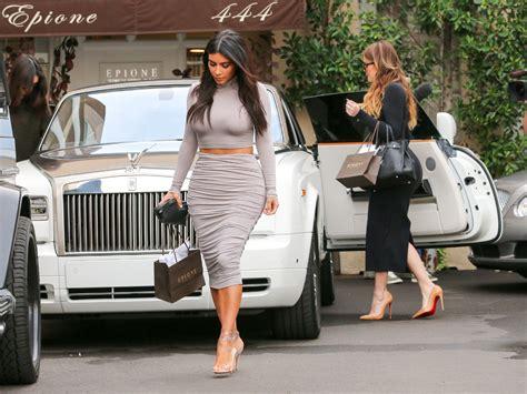 vestidor de kourtney kardashian un d 237 a en la dura vida de las kardashian foto