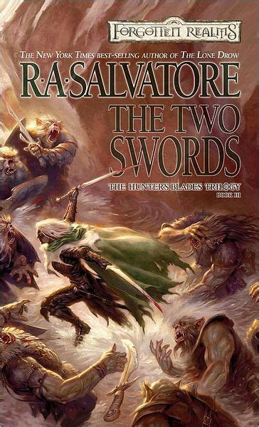 libro drizzt 016 hunters blades forgotten realms the two swords hunter s blades 3 by r a salvatore paperback barnes