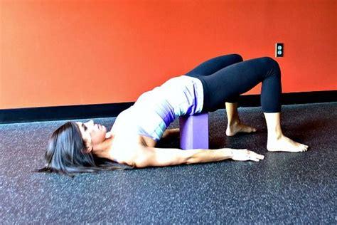 yoga block tutorial 17 best images about yoga blocks on pinterest yoga poses
