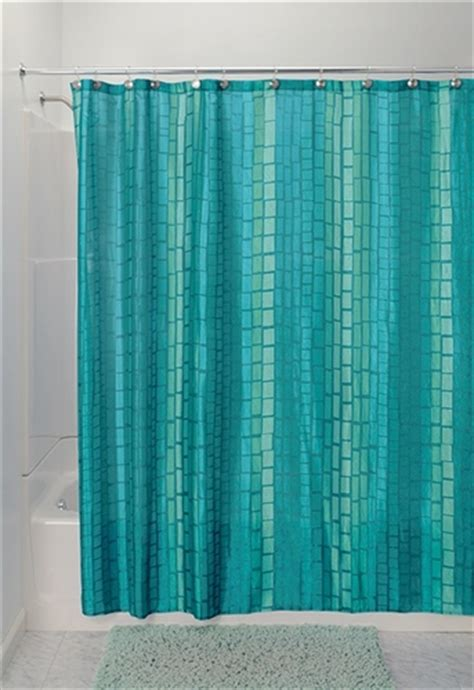college shower curtains moxi shower curtain aquamarine dorm room supplies best