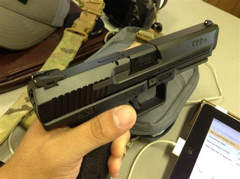 Hey Tightwads New Canik Pistols Are On The Way Ar15 Com