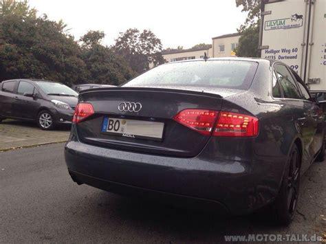 Audi A5 R Ckleuchten by Audi A4 B8 8k Audi A5 B8 8t Facelift Led R 252 Ckleuchten