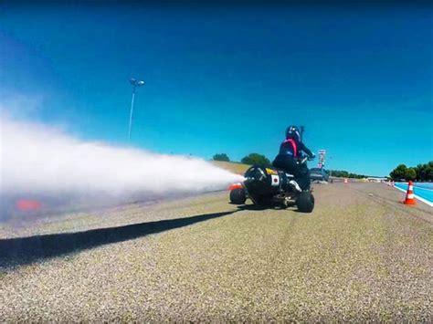 detik otomotip motor roket bertenaga air capai 0 100 km h hanya 0 55