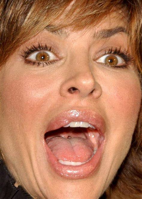 Lisa Rinna Face Up Close | celebrity close ups 22 photos funcage