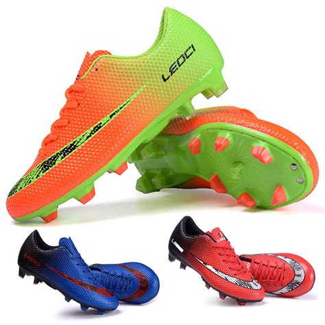 kid football shoes new fg football boots cleats soccer shoes mens football