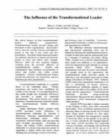 Nursing Leadership Essays by Essay Topics