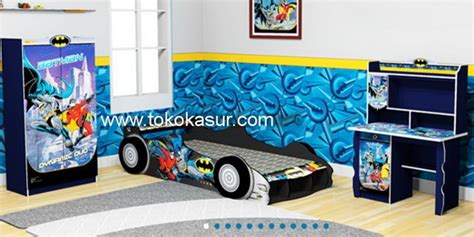 Ranjang Hello No 3 kamar set batman toko kasur bed murah simpati