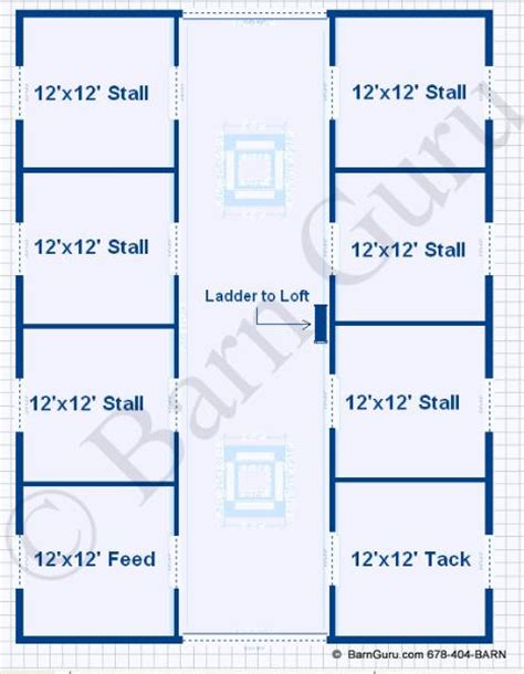 stall floor plans pole barn plans with apartments studio design gallery best design