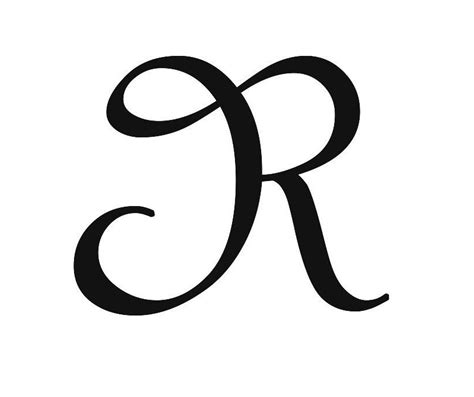tattoo designs r 50 letter r designs ideas and templates