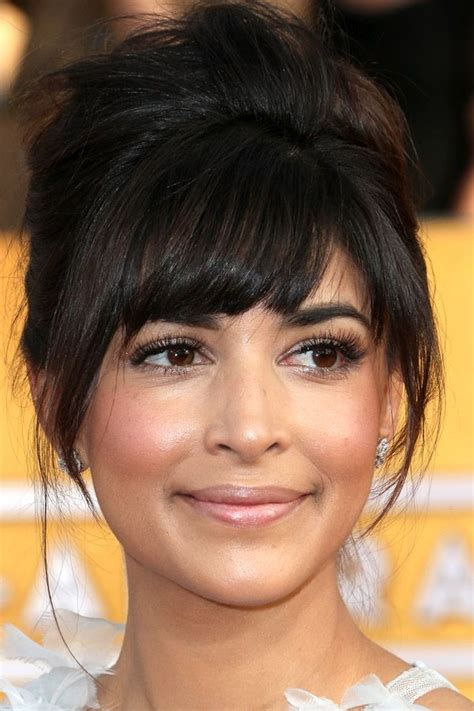 easy to manage short hairstyles with fringe the 25 best full fringe hairstyles ideas on pinterest