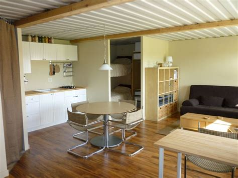 Whatever White 2in1 Salur Tebal 15 awesome shipping container cabins legendary