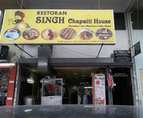 chapati house butter naan chicken tikka and masala picture of singh chapati house sdn bhd kuala
