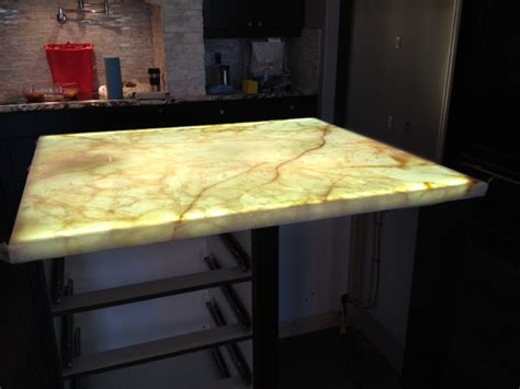 Backlit Countertops backlit onyx countertops page 3 electrical