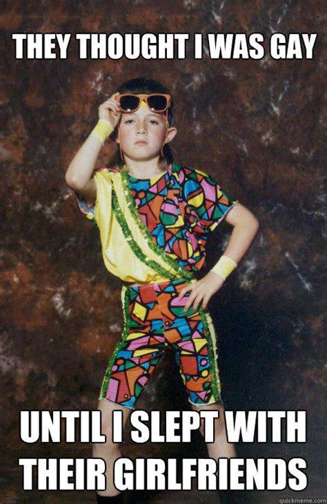 Gay Baby Meme - 80s retro hipster kid memes quickmeme