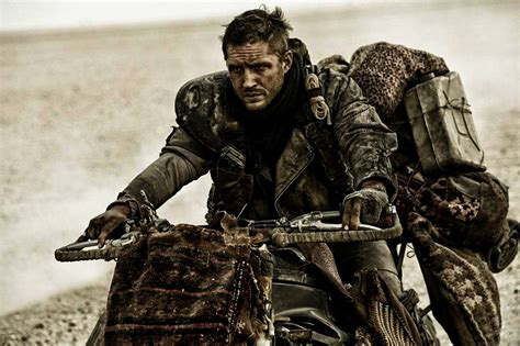 tom hardy gives mad max mad max fury road fangirly