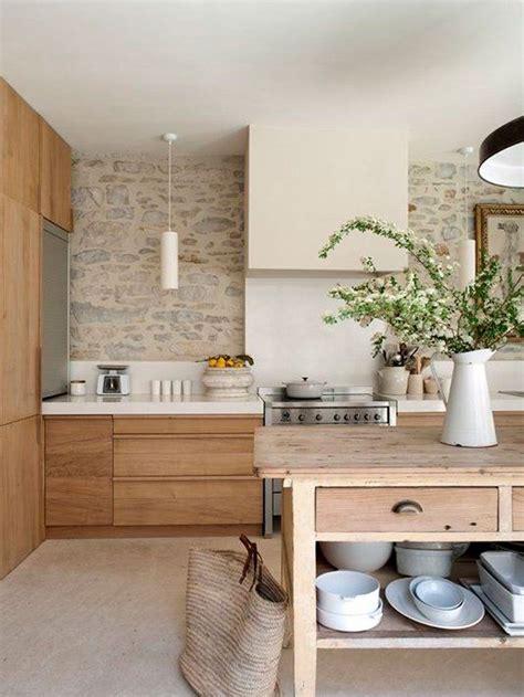 cocina rustica blancas pequenas modernas decoracion de casas