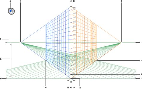 ai pattern perspective how to define perspective grids in illustrator