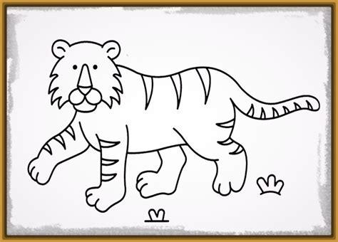 imagenes de tigres para dibujar a lapiz faciles imagenes de tigres para dibujar a lapiz faciles archivos