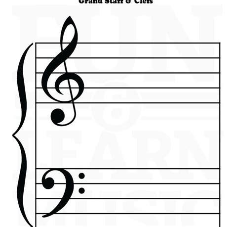 bass and treble clef with flash grand staff staff clefs staff treble
