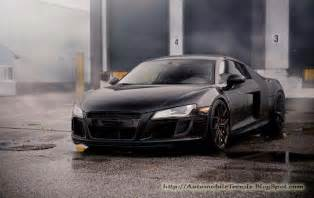 audi r8 black matte wallpaper wallpaper