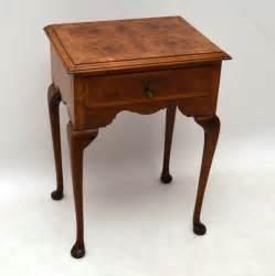 antique side table antique burr walnut side table antiques atlas