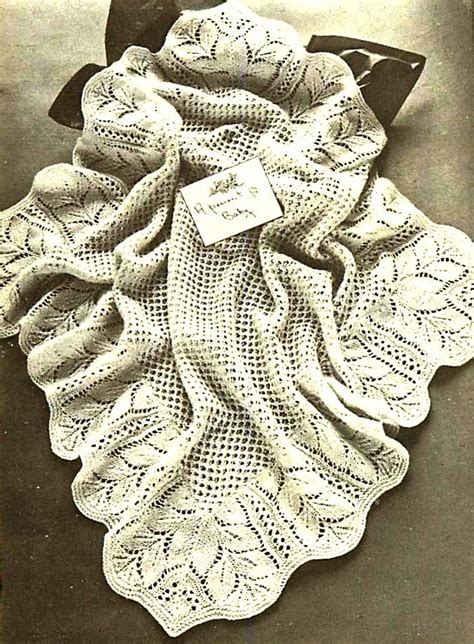 vintage lace knitting patterns vintage knitting pattern how to make this lace baby