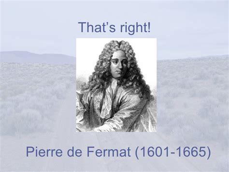 pierre de fermat mactutor history of mathematics pierre de fermat