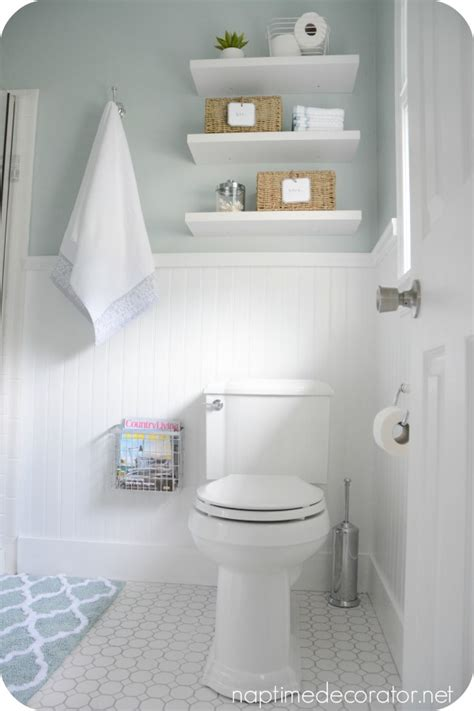 hometalk master bathroom clean fresh makeover