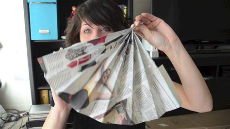 How To Make A Paper Accordion - how to make accordion pleats