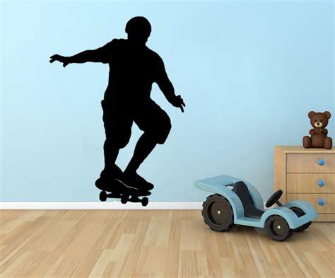 skateboard home design aliexpress com buy skateboard wall decals vinyl stickers
