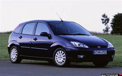Ford Focus 2001 by 2001 Ford Focus Hatchback Pictures Information And