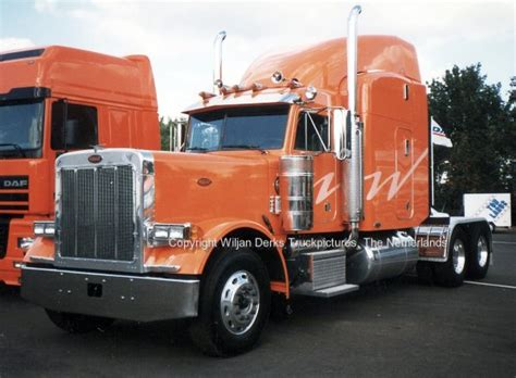 paccar trucks peterbilt 379 paccar daf trucks eindhoven the