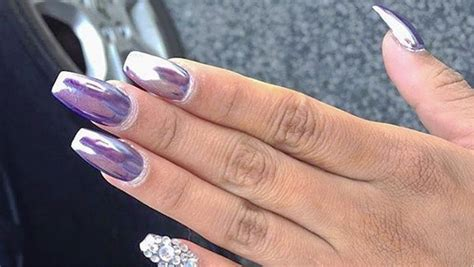 pictures of newest nail trends the nail trend you ll be obsessed with in 2017