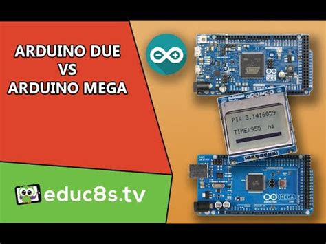 tutorial arduino due full download arduino due vs arduino mega 2560 pi