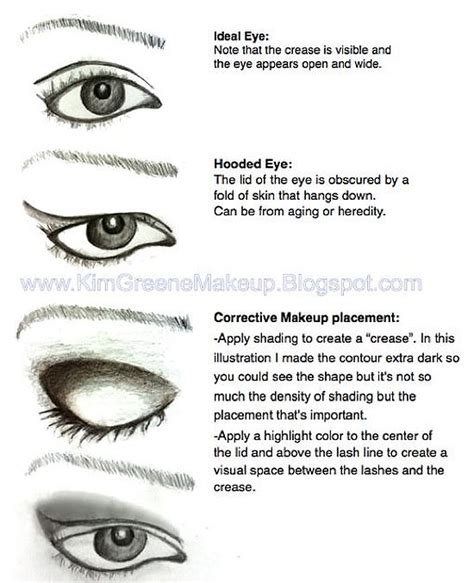 define bedroom eyes hooded eye makeup tips and tutorials for amazing eyes