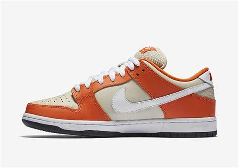 Sepatu Nike Cortez 09 Kanvas Orange nike sb dunk low shoebox releasing fall 2016 sneakernews