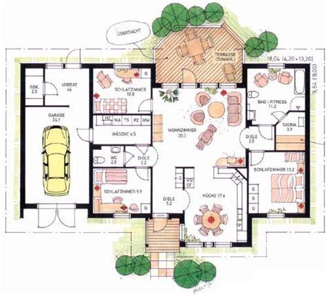 1 schlafzimmer grundrisse grundriss lappland 3 bungalows bungalow