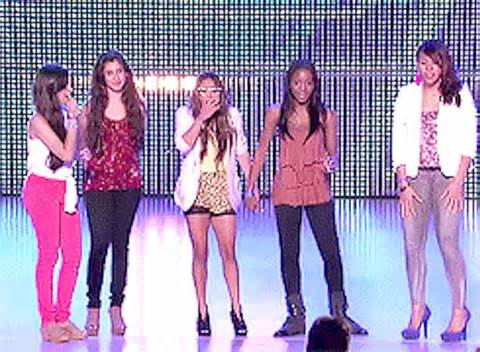 x factor group fifth harmony attempts to make a name for ir 225 ao ar hoje na mtv brasil o the ride fifth harmony