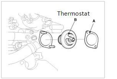 Kia Sedona Thermostat How To Replace 2005 Kia Sedona Water Fixya