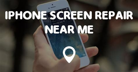 iphone screen repair near me iphone screen repair near me points near me